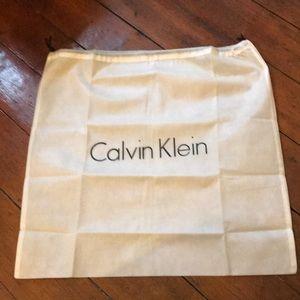 Calvin Klein Dust Cover Bag